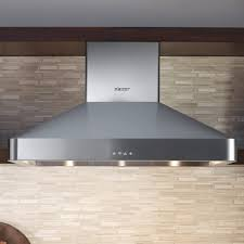 dacor dhw421 42 inch wall mount chimney range hood with 600 cfm