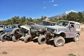 easter jeep safari 2017 toyota and suzuki invasion low range