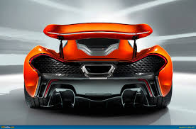 Ausmotive Com Paris 2012 Mclaren P1