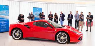 ferrari 458 vs 488 spider 488 media launch we are solution entertainment