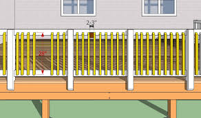 deck spindles lowes deck design and ideas