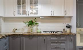 painted grey kitchen cabinet ideas 40 grey kitchen ideas cabinets splashbacks and grey