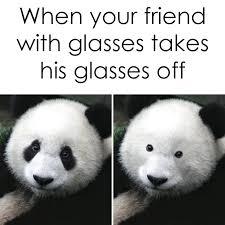 Glasses Meme - friend with glasses memes
