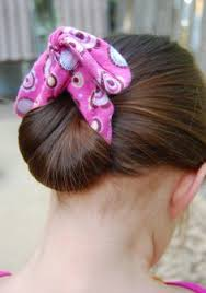 hair bun maker instructiins great tutorial on how to make your own bun maker these are just