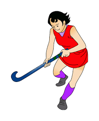 hockey player coloring pages kids color print