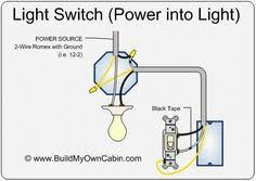 4 way switch wiring diagram power from lights electric