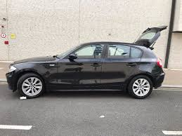 2007 bmw 1 series 1 6 116i se 5dr 3 previous owners manual in