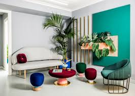 Home Office Furniture Memphis Memphis Design Inspired A Creative Firm U0027s Vibrant New Office Curbed
