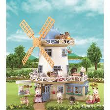 sylvanian families field view mill toys r us australia 2015