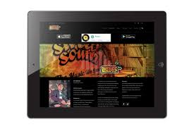 sweet sounz cypher the design business branding graphic