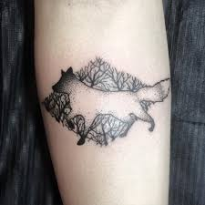 90 fox tattoo designs for men and women