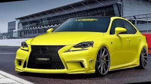 lexus isf rims 600hp lexus is f sport by vossen wheels youtube