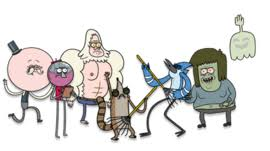 list of regular show characters
