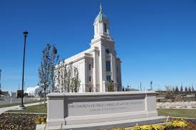cedar city lds temple u0027s economic impact being felt officials say