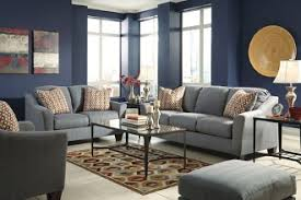 ashley furniture blue sofa sofa design marvelous leather sectional ashley furniture
