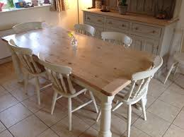 Painted Kitchen Tables And Chairs by Best 25 Pine Table And Chairs Ideas On Pinterest Pine Chairs