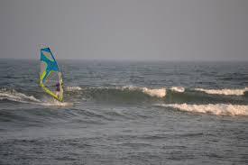 wind surfing marconi beach cape cod massachusetts usa