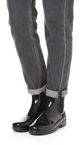 hunter boots black friday hunter boots original refined chelsea booties shopbop