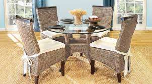 Dining Table With Rattan Chairs Dining Room Sets Suites U0026 Furniture Collections
