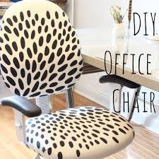 Diy Desk Chair Diy Reupholstered Office Chair Simple Stylings