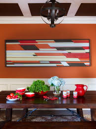 how to make modern wood wall with plywood hgtv
