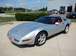 96 corvette for sale 1996 corvette coupe for sale illinois 1996 lt 4 collector coupe