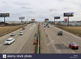 Des Plaines Il by Des Plaines Illinois Usa 15th March 2014 A View East From The
