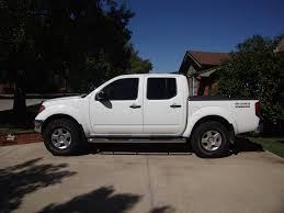 nissan titan leveling kit prg leveling kit and new tires installed w pics nissan frontier