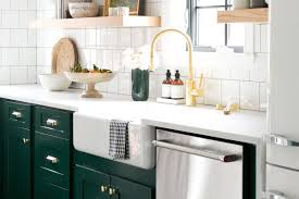 kitchen with apron sink farmhouse sinks everything you need to know qualitybath com