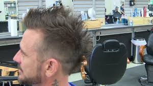 mens hairstyle fohawk fade women medium haircut