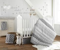 woodland animals baby bedding levtex baby everett grey and white woodland animals 5 piece crib