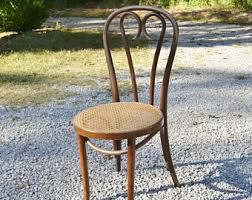Bentwood Bistro Chair Bentwood Chair Etsy