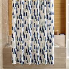 marimekko raindrop shower curtain crate and barrel