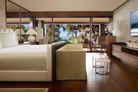 four seasons resort lana u0027i partial ocean view room