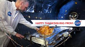 four ways to cook your turkey using nasa equipment
