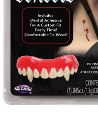 vampire teeth halloween accessory walmart com