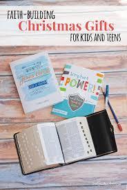 faith gifts faith building christmas gifts for kids onecreativemommy