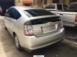 ww toyota toyota prius 2004 full option silver color in phnom penh on