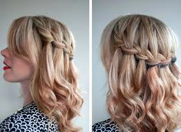 fancy chin length hair unique formal hairstyles for medium length hair updo prom