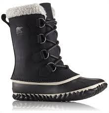 sorel womens boots uk caribou slim s winter boots uk 4 black