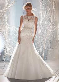 robe de mari e magnifique col haut dentelle robe de mariée pas cher sirène magnifique
