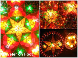 parol traveler on foot