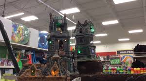 lemax halloween houses michaels lemax spooky town 2016 youtube