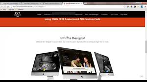 demo site homepage design building blocks using ultimate vc
