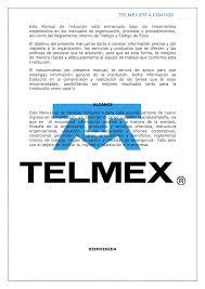 manual de bienvenida telmex calameo downloader