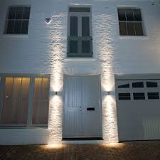 Outdoor Pillar Lights 50 Garage Lighting Ideas For Cool Ceiling Fixture Designs