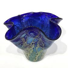 Handkerchief Vase Bendzunas Glass U2013 Left Bank Gallery