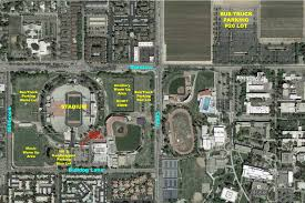 Fresno State Parking Map by Wba 4a 5a Class Championships U0026 Grand Championships November 21