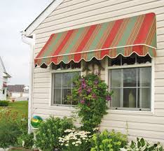 Aluminum Awning Kits New England Roll Up Awning