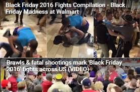 black friday fights in walmart knockout archives chrithmith
